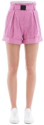 N°21 Pink Cotton Shorts