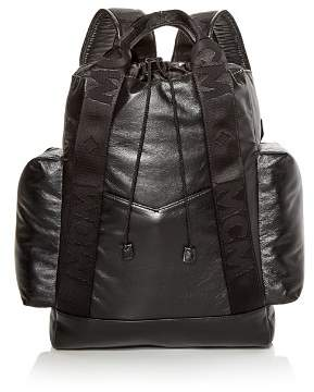MCM Stadt Medium Convertible Backpack