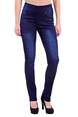 Lola Jeans Rebeccah Pull-On Straight