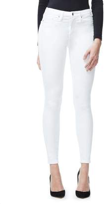 Good American Good Legs White Skinny Jeans