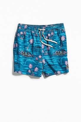 Insight Hotel California Swim Short