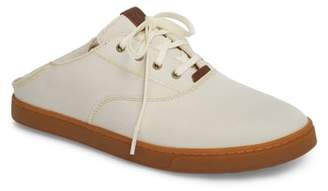 OluKai Kahu Collapsible Lace-Up Sneaker