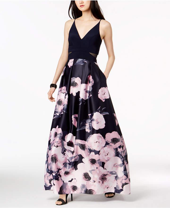 Xscape Evenings Blue Evening Dresses - ShopStyle Canada