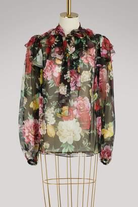 Dolce & Gabbana Tied shirt