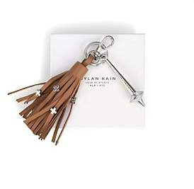 Kain Label Dylan The Bowery Keychain In Tan