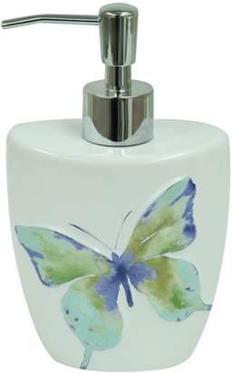 Bacova Watercolor Garden Soap Pump