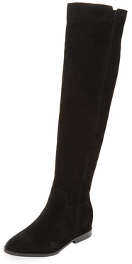 Ash Jess Suede Over The Knee Boot
