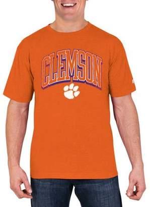 NCAA Clemson Tigers Men's Cotton/Poly Blend T-Shirt
