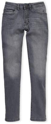 Buffalo David Bitton Boys 8-20) Grey Max Skinny Fit Jeans