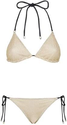 Missoni Mare Lurex Tie Bikini