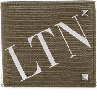 Valentino Rockstud card wallet