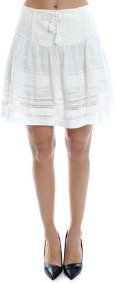 Sea Laced Up Skirt