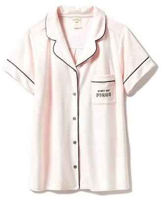 Gelato Pique (ジェラート ピケ) - gelato pique パイルパイピングシャツ