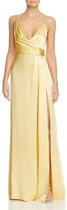 Jill Jill Stuart Crossover Slip Gown $438 thestylecure.com