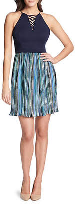 GUESS Scuba Multicoloured Dress