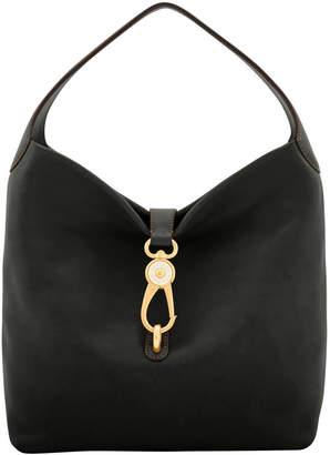 Dooney & Bourke Florentine Logo Lock Shoulder Bag