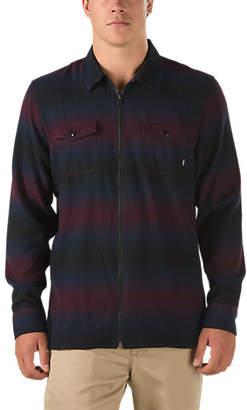 Brewster Zip Flannel Shirt