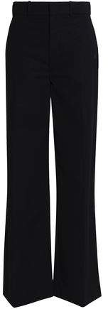 Joseph Cotton Wide-Leg Pants
