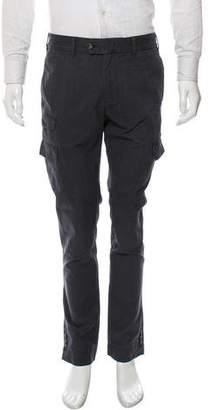 Michael Bastian Glen Plaid Cargo Pants w/ Tags