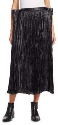 Junya Watanabe Crinkle Plisse Skirt