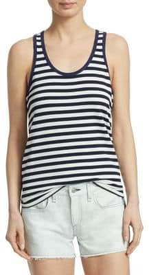 Rag & Bone Kat Split Back Tank