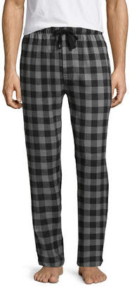 Izod Mens Flannel Pajama Pants