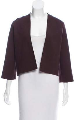 Max Mara Open Front Silk Cardigan w/ Tags