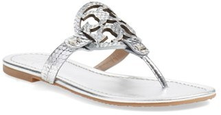 Women's Tory Burch 'Miller' Flip Flop $225 thestylecure.com