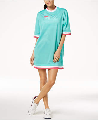 Fila Mesh T-Shirt Dress