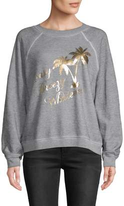 Wildfox Couture Women's Easy Breezy Sommers Sweater