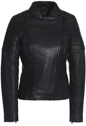Muu Baa Muubaa Quilted Leather Biker Jacket