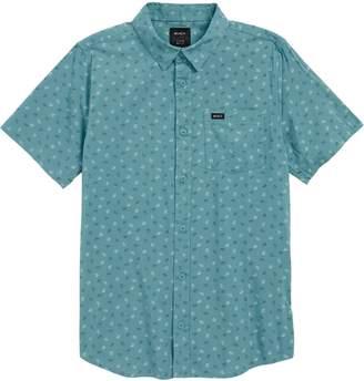 RVCA Jah Va Woven Shirt