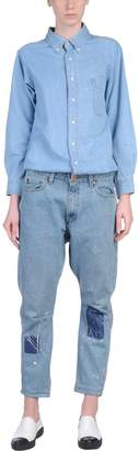 ONE x ONETEASPOON Overalls $194 thestylecure.com