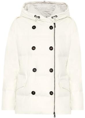 Brunello Cucinelli Wool down jacket
