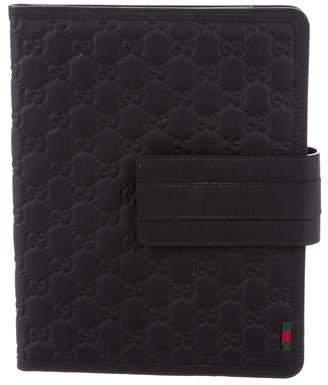 Gucci Guccissima iPad Cover