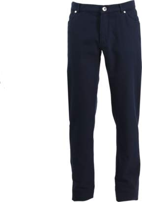 Brunello Cucinelli Canvas Five Pocket Pant