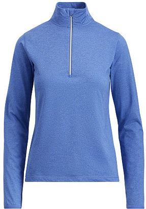 Ralph Lauren Rlx Golf Jersey Half-Zip Pullover $145 thestylecure.com