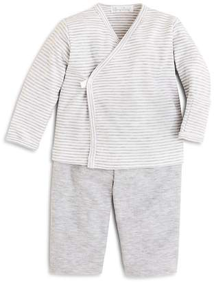 Kissy Kissy Unisex Striped Top & Pants Take Me Home Set - Baby