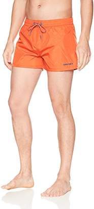 Diesel Men's Sandy Boxer Swim Trunk