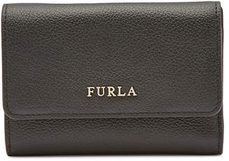 Furla Babylon S Tri-Fold Leather Wallet