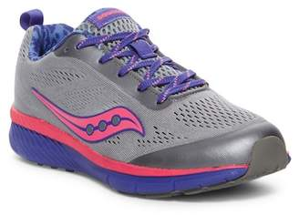Saucony Ideal Sneaker - Wide Width Available (Big Kid)