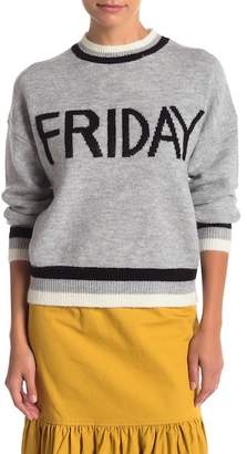 CODEXMODE Friday Sweater