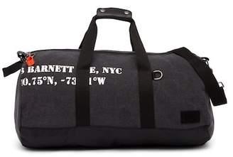 Steve Madden Canvas Duffel Bag