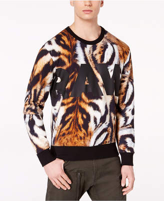 G Star Men's Tiger Sweater