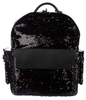 cfcd7ae02 Buscemi PHD Sequin Backpack