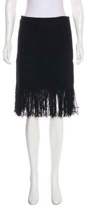 Maiyet Wool Knee-Length Skirt