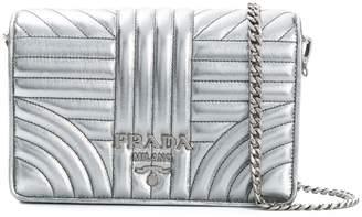 Prada Diagramme shoulder bag