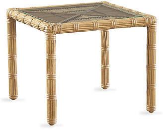 Lane Venture CELERIE KEMBLE FOR Rafter Side Table - Straw