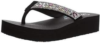 Skechers Cali Women's Vinyasa-Lotus Princess Flip-Flop
