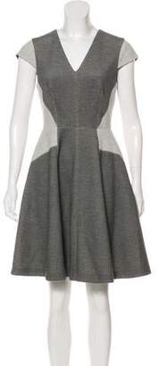 Rebecca Taylor A-Line Knit Dress